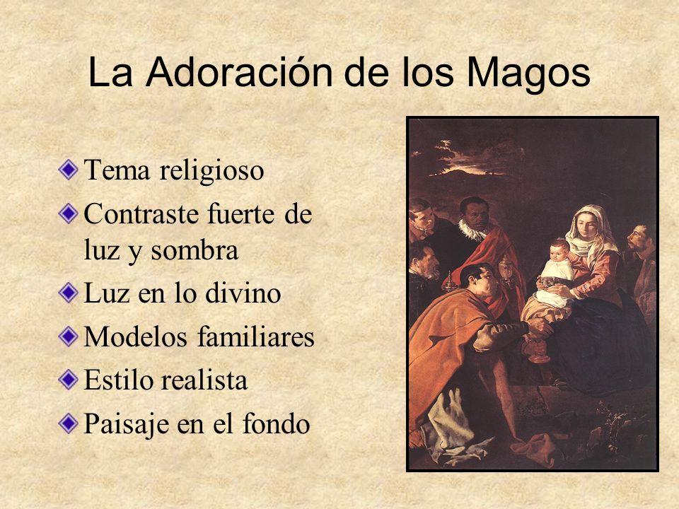 Comparación de Pinturas: La Adoración de los Magos