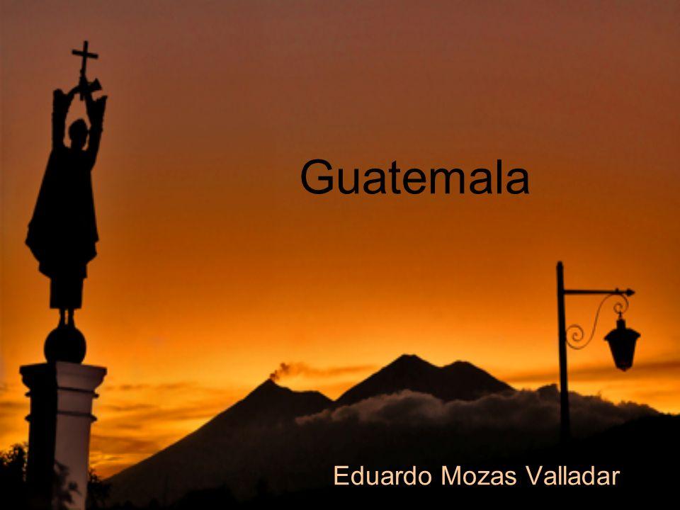 Guatemala Eduardo Mozas Valladar