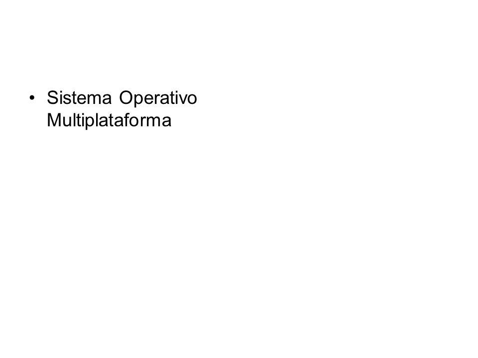Sistema Operativo Multiplataforma