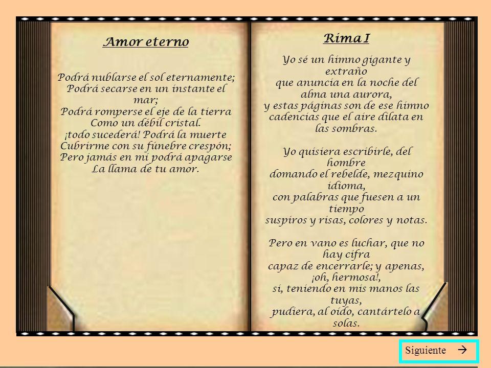 Gustavo Adolfo Bécquer Sevilla 1836 - Madrid 1870 (Gustavo Adolfo Domínguez Bastida; Sevilla, 1836-Madrid, 1870) Poeta español. Hijo y hermano de pint