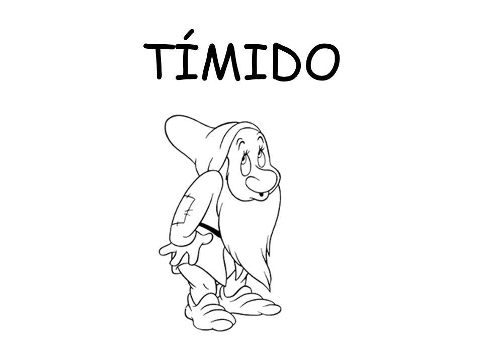 TÍMIDO