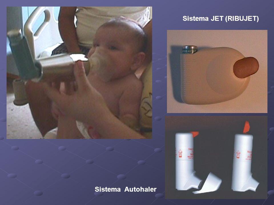 Sistema Autohaler Sistema JET (RIBUJET)