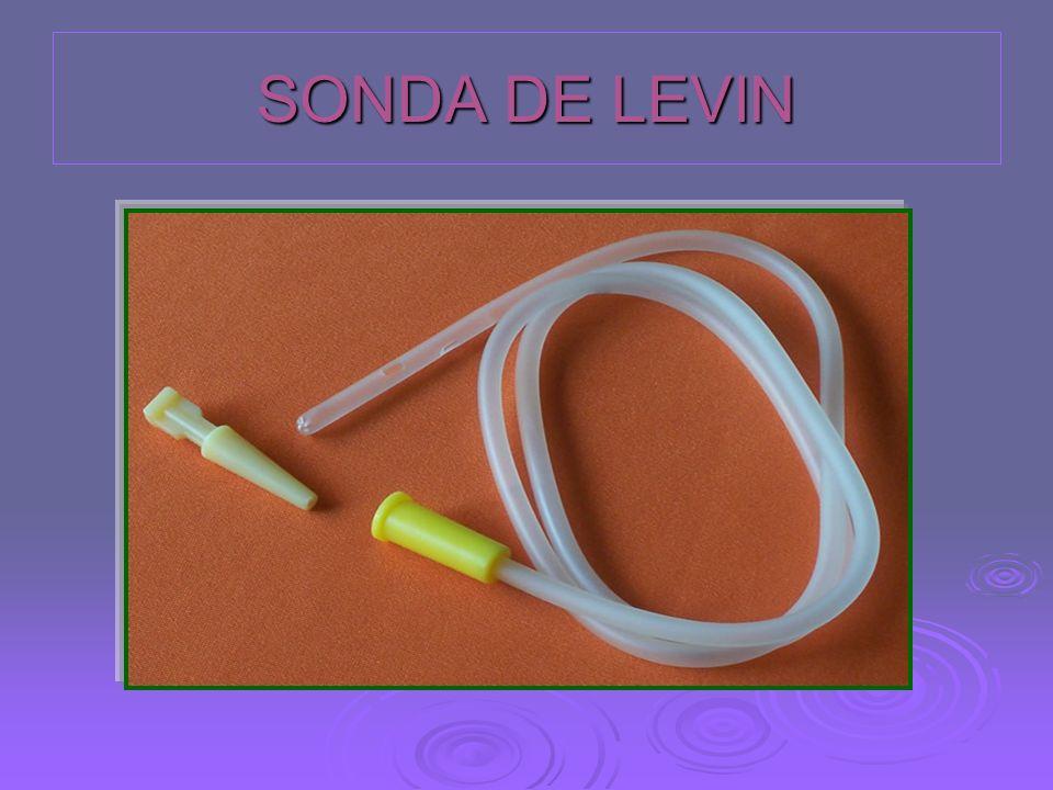 SONDA DE LEVIN
