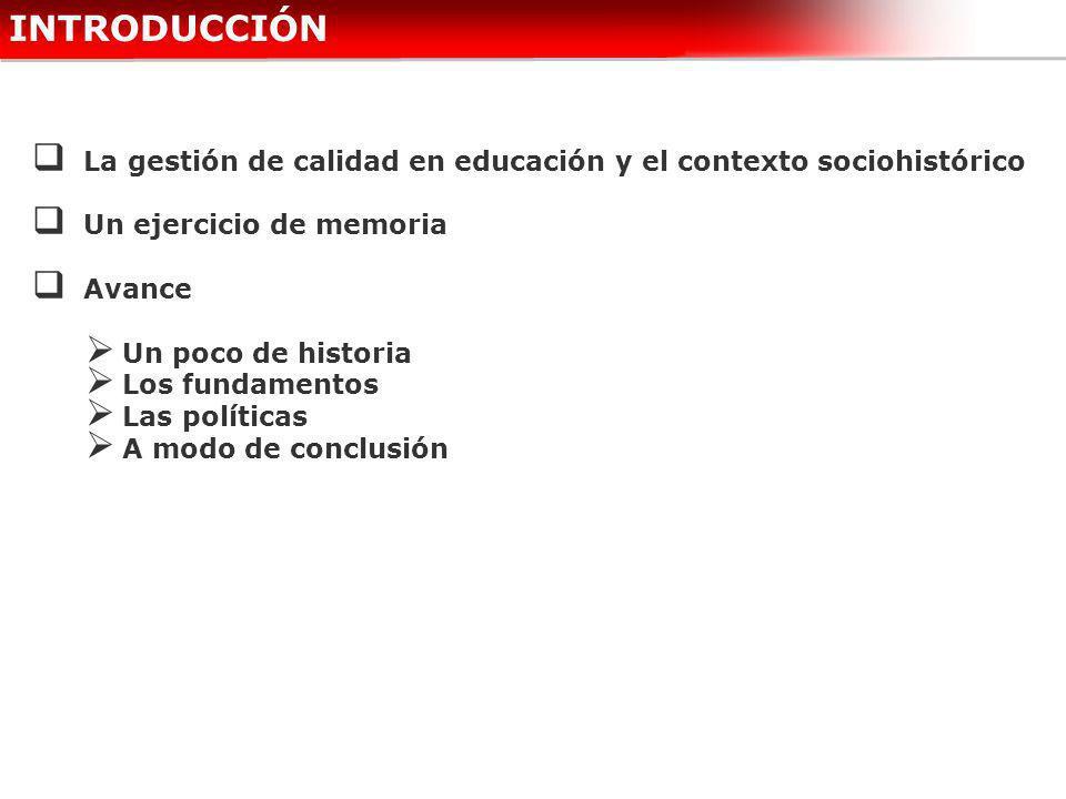 Distribución de la temática y su evolución FUENTE: López Rupérez, F (2000)