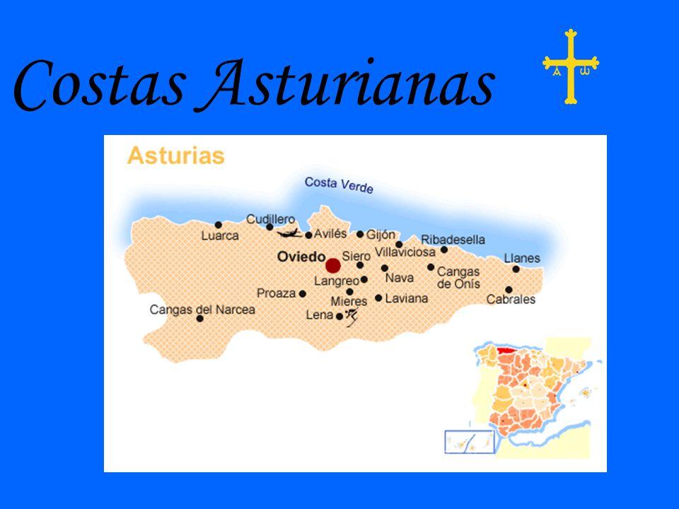 Costas Asturianas