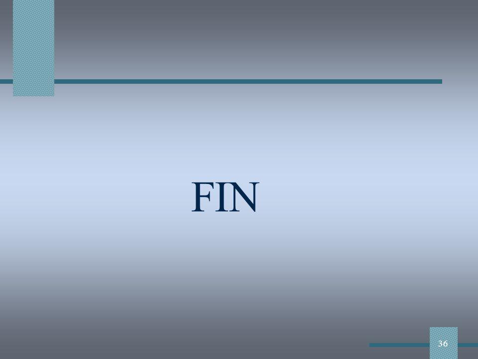FIN 36