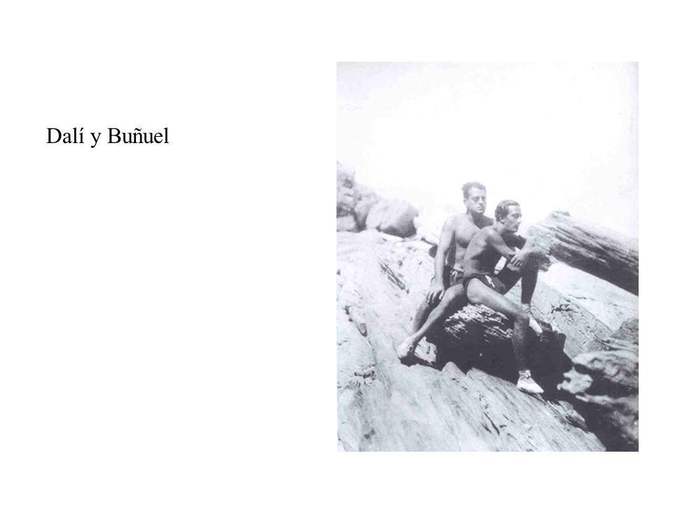 Dalí y Buñuel