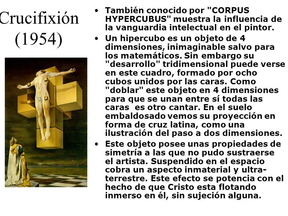 Crucifixión (1954) También conocido por