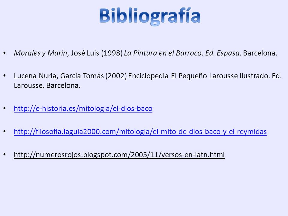 Morales y Marín, José Luis (1998) La Pintura en el Barroco.