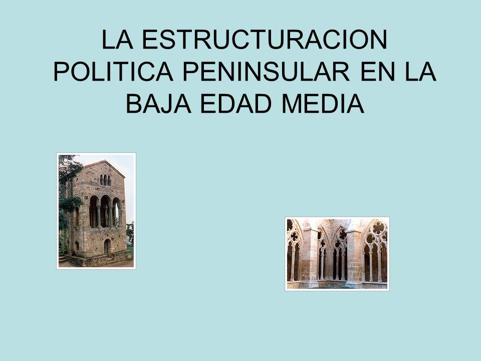 BAJA EDAD MEDIA Los reyes que terminaron por consolidar el cambio político e institucional fueron Alfonso XI (1312-1350) en Castilla y Pedro IV (1336-1387) en Aragón.Alfonso XI (1312-1350) en CastillaPedro IV (1336-1387) en Aragón Ambos vivieron en tiempos de crisis y turbulentos, S.