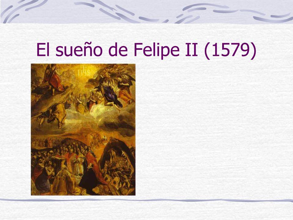 El sueño de Felipe II (1579)