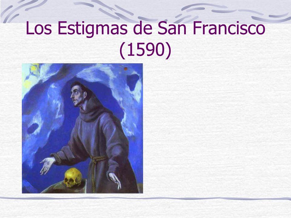 Los Estigmas de San Francisco (1590)
