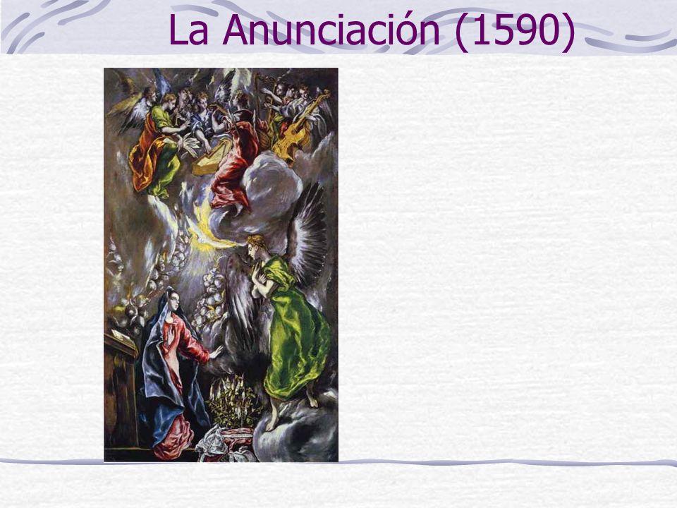 La Anunciación (1590)