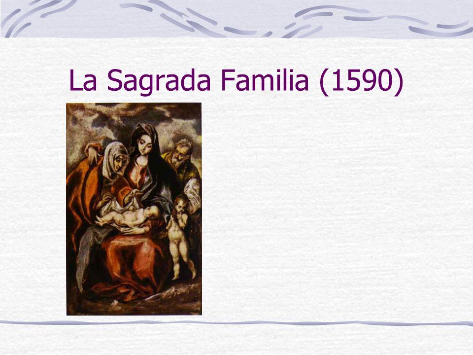 La Sagrada Familia (1590)