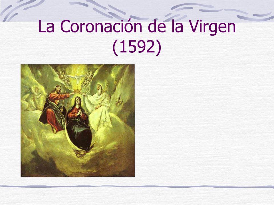 La Coronación de la Virgen (1592)