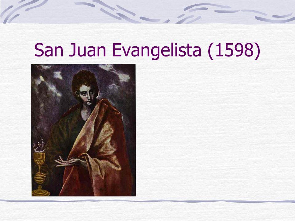 San Juan Evangelista (1598)