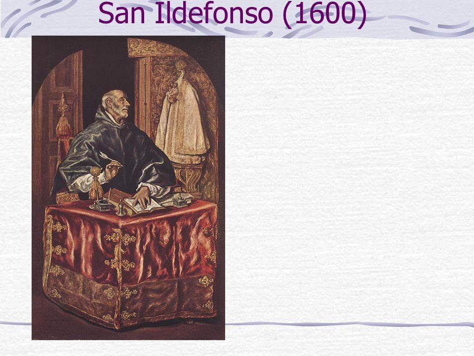 San Ildefonso (1600)