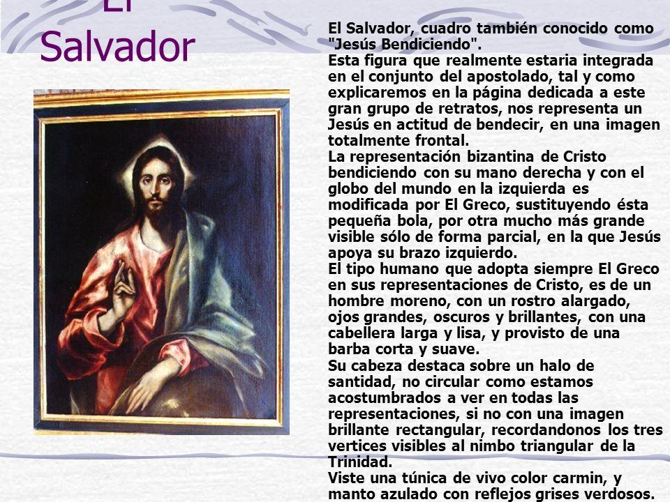 El Salvador El Salvador, cuadro también conocido como