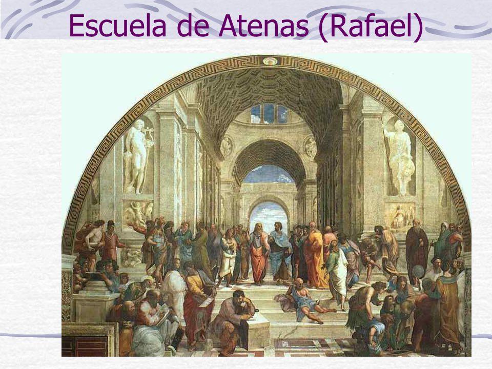 Escuela de Atenas (Rafael)