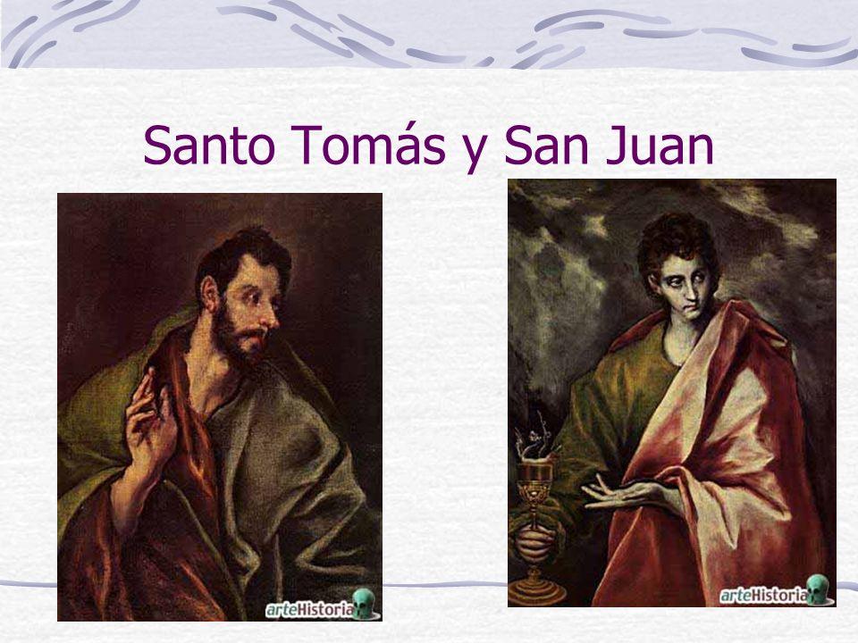 Santo Tomás y San Juan
