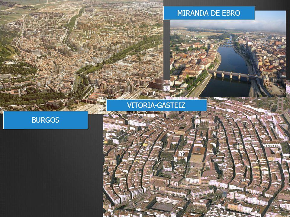 ETAPA PREINDUSTRIAL: LA CIUDAD MODERNA Durante la Edad Moderna, no se crearon en la península ciudades nuevas, salvo las de los Borbones para colonizar Sierra Morena (La Carolina).