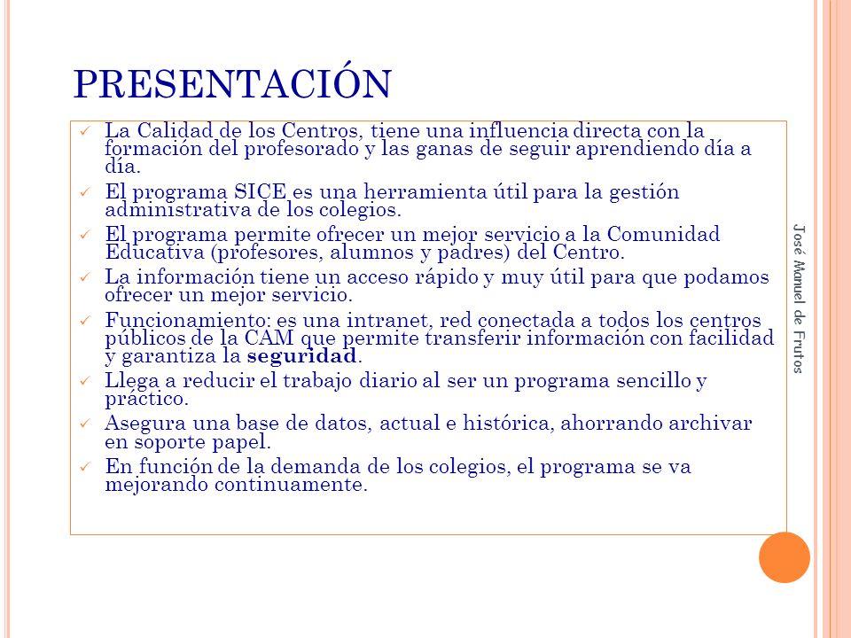 ACTIVIDADES TERCER TRIMESTRE ( I ) - Previsión de repetición para tener en cuenta las vacantes del periodo de admisión ( gestión alumnos>modificación ) - Admisión de nuevos alumnos : propuesta de vacantes, punto adicional, introducir solicitudes, consultar las enviadas a AEAT…(remitir anexo 2 hoja I) (alumnos>admisión) - Introducir en el expediente del alumno la nota CDI (G.
