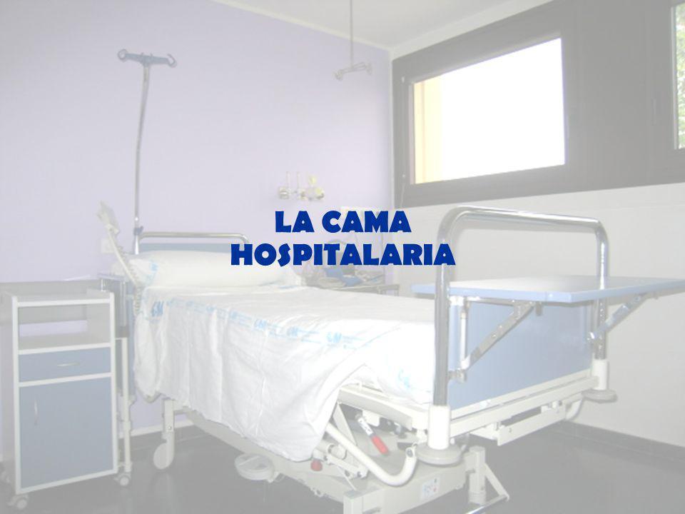 LA CAMA HOSPITALARIA