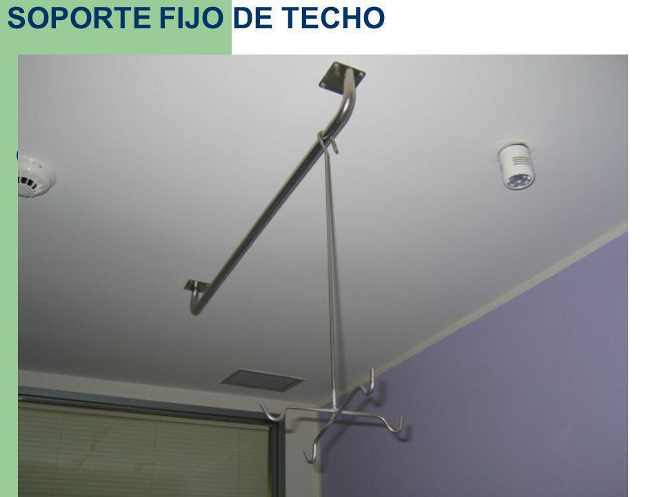 SOPORTE FIJO DE TECHO