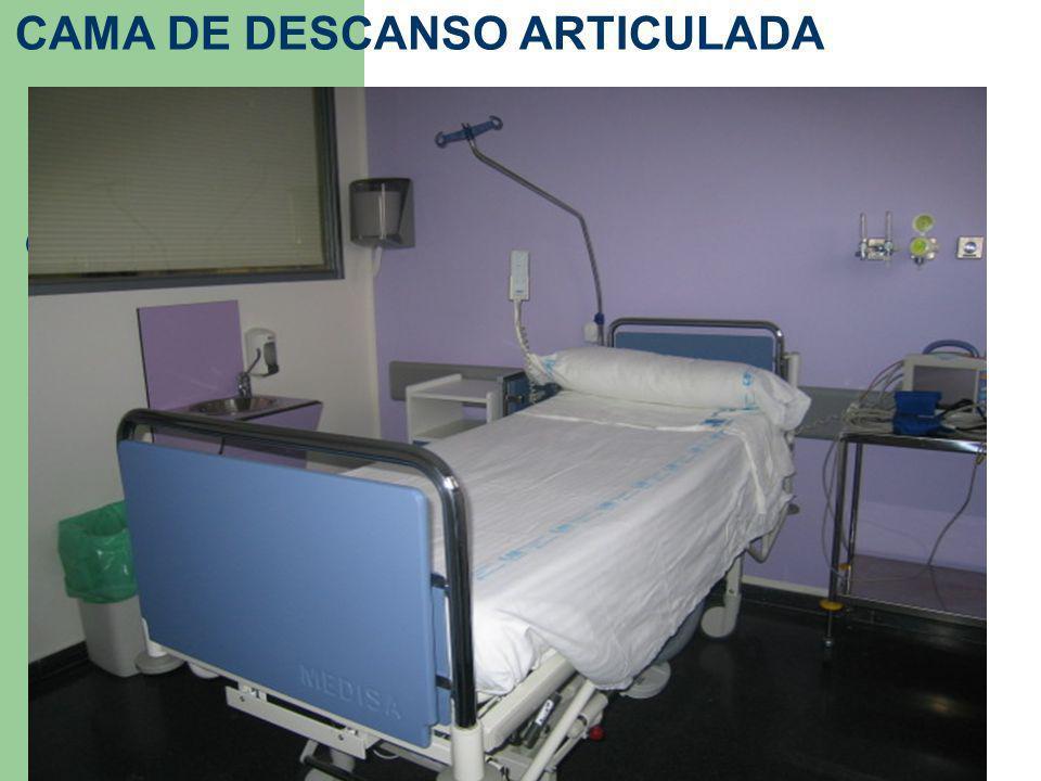 CAMA DE DESCANSO ARTICULADA