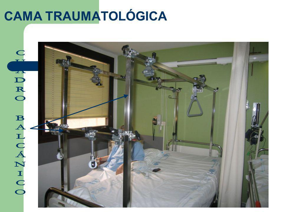 CAMA TRAUMATOLÓGICA