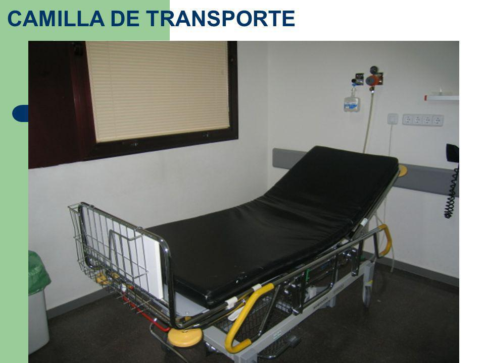 CAMILLA DE TRANSPORTE