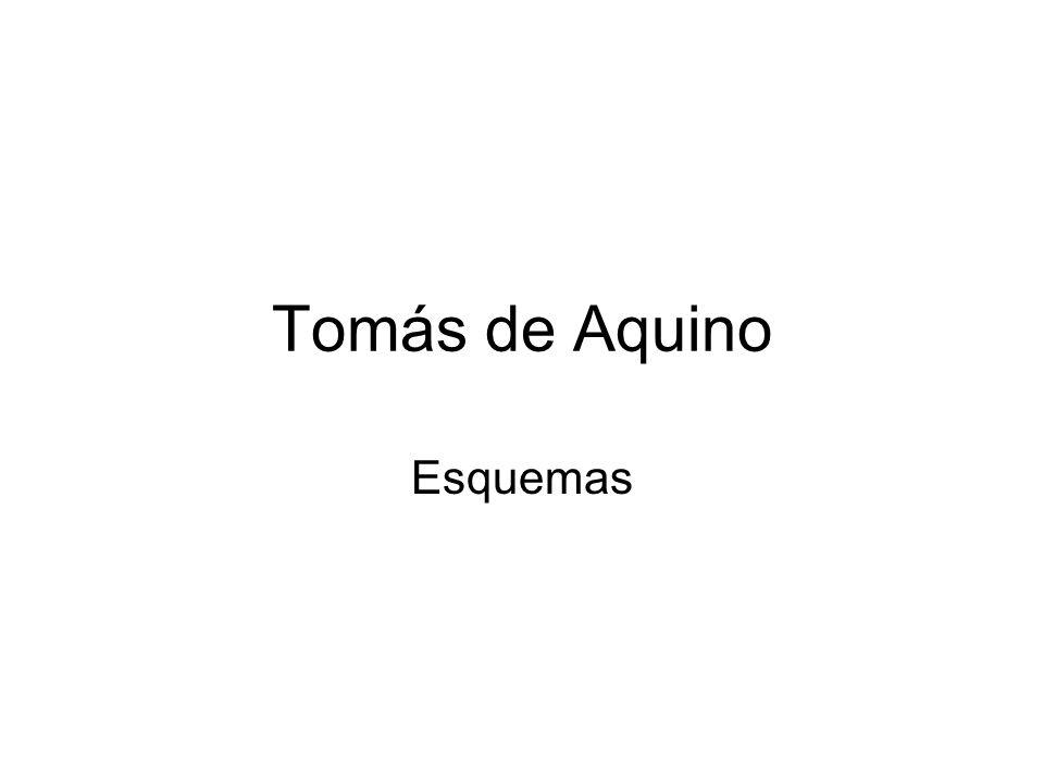 EXISTENCIA DE DIOS EN TOMÁS DE AQUINO (1) (1225 – 1274).