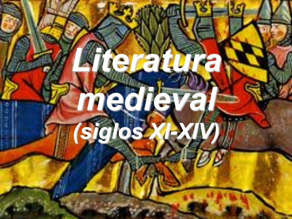 Literatura medieval (siglos XI-XIV)