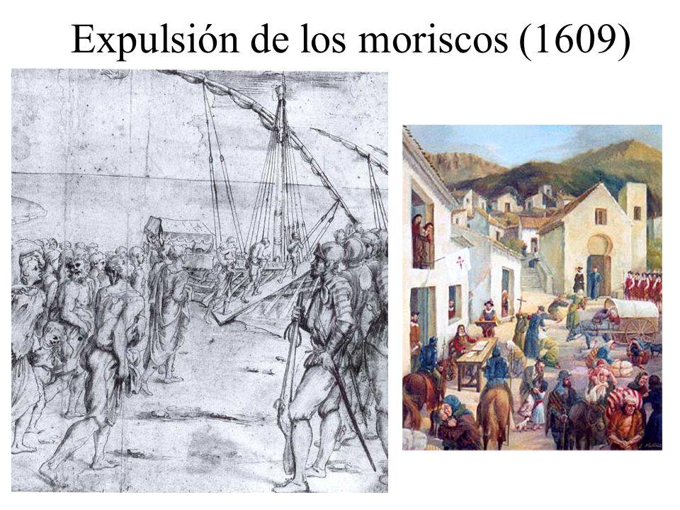 Expulsión de los moriscos (1609)