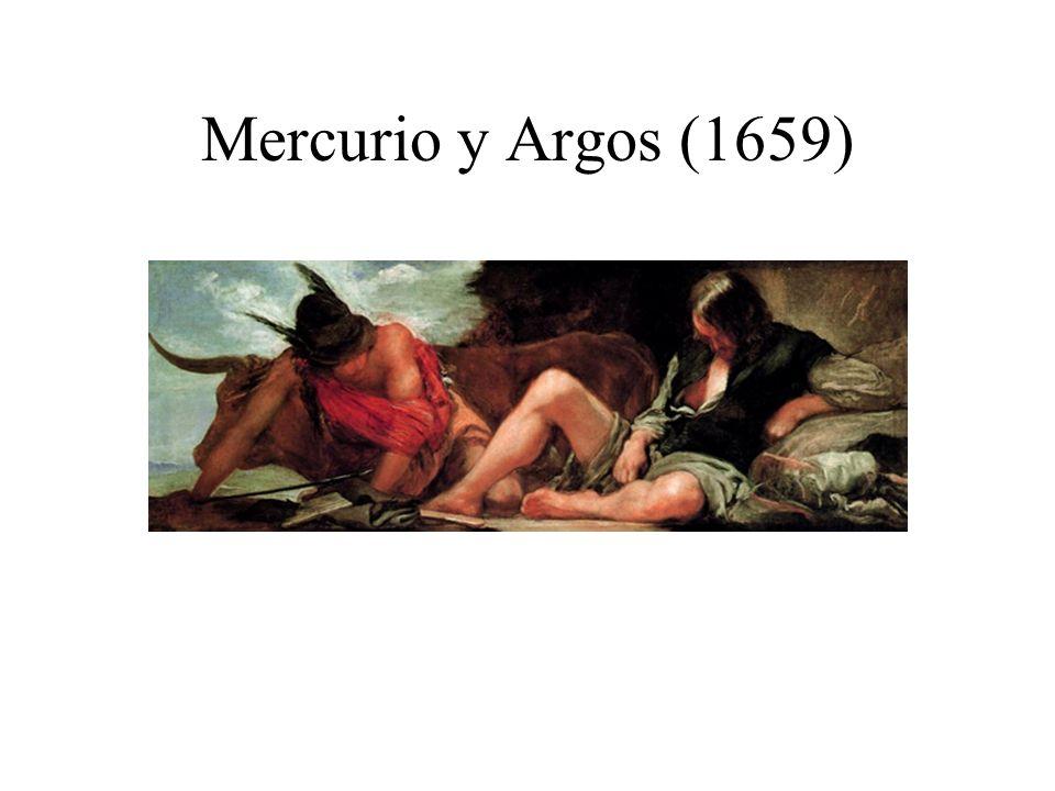 Mercurio y Argos (1659)