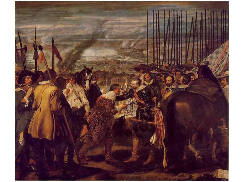 La rendición de Breda (1635)