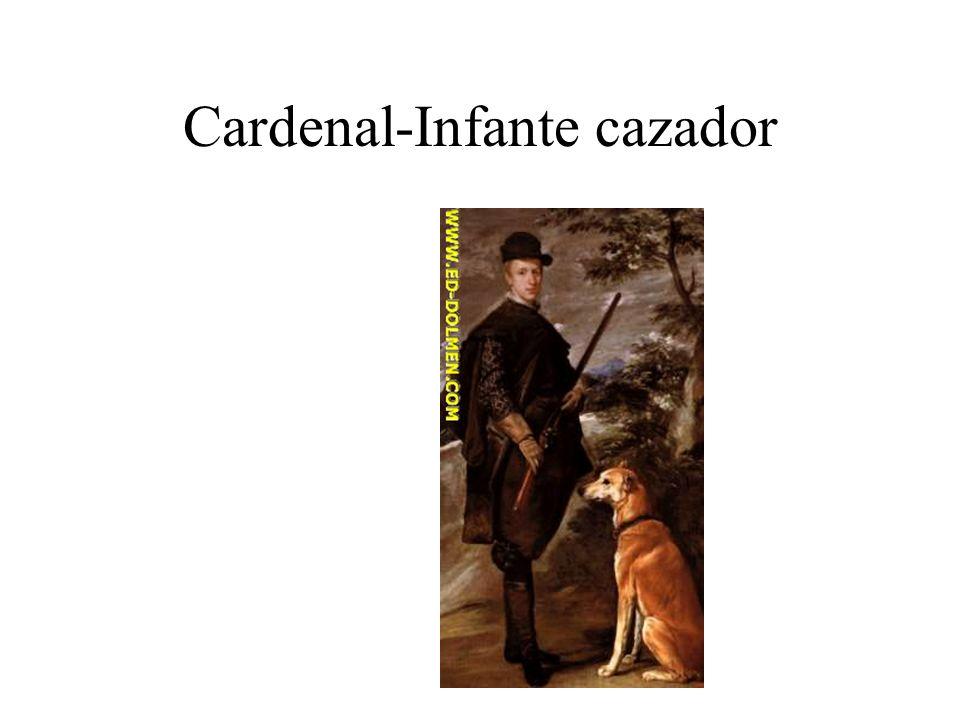 Cardenal-Infante cazador