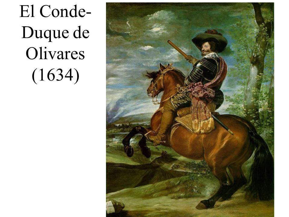 El Conde- Duque de Olivares (1634)