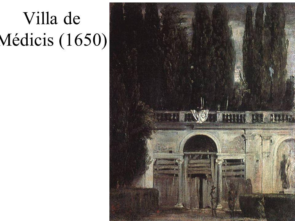 Villa de Médicis (1650)