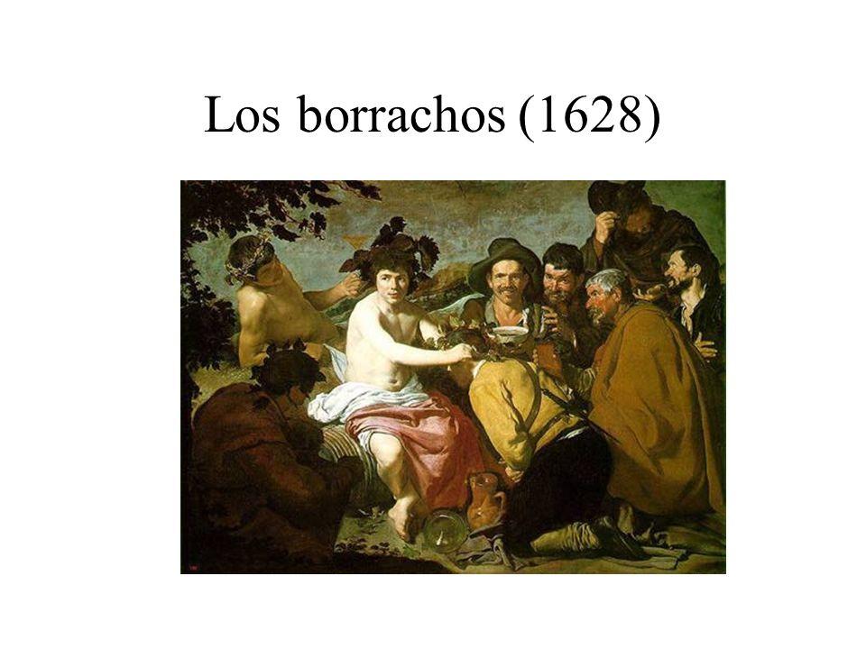 Los borrachos (1628)
