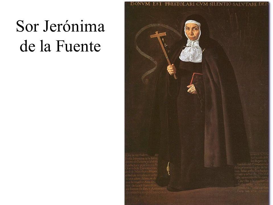 Sor Jerónima de la Fuente