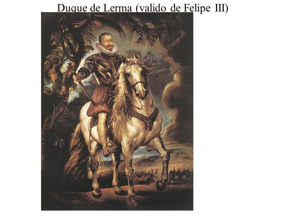 Duque de Lerma (valido de Felipe III)