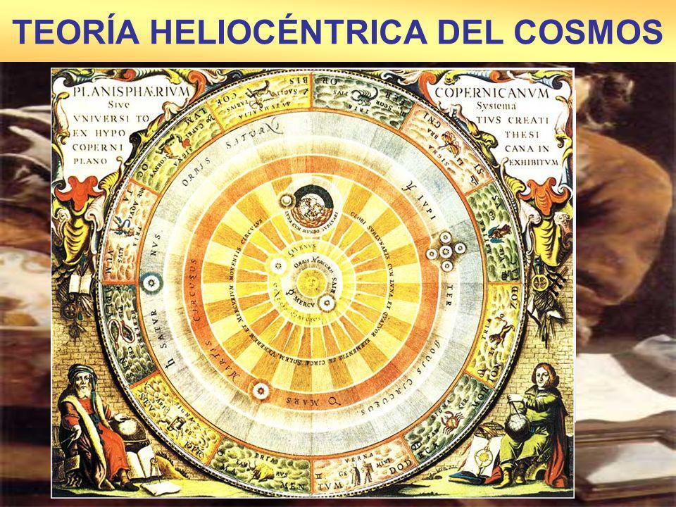 TEORÍA HELIOCÉNTRICA DEL COSMOS Retrato de un erudito ¿Aristarco de Samos, Arquímedes? Griego: IV-III a.C. Óleo de Domenico Fetti