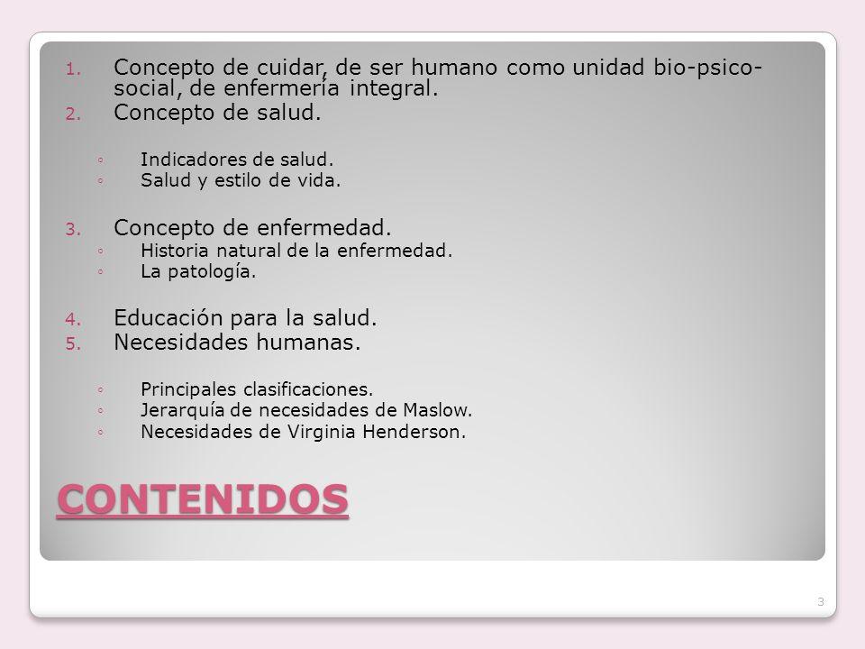 1.CONCEPTO DE CUIDAR.