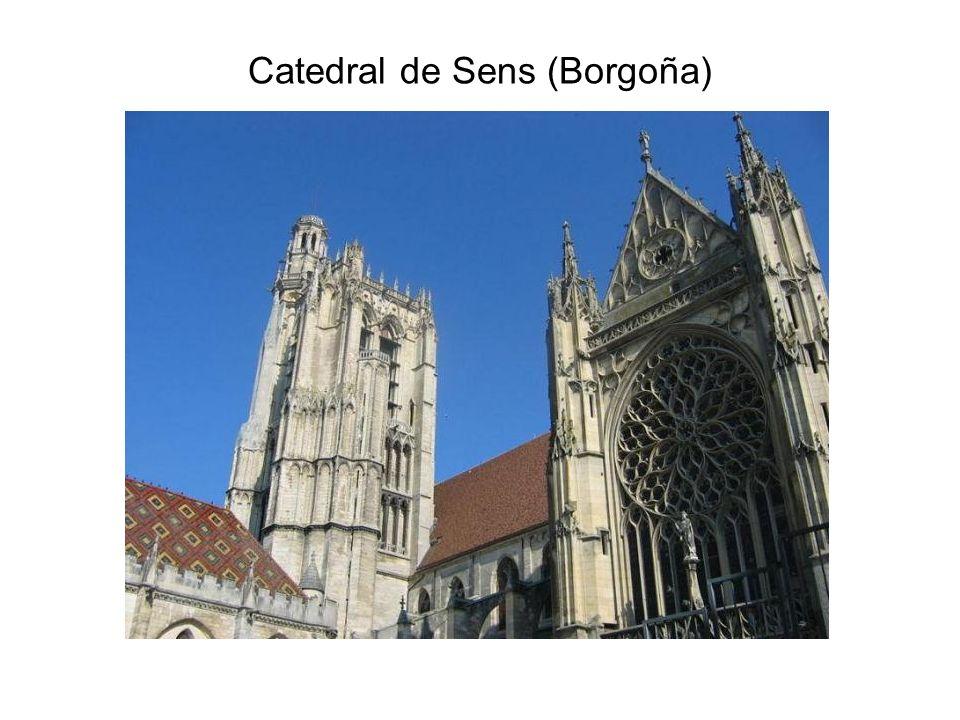 Catedral de Sens (Borgoña)