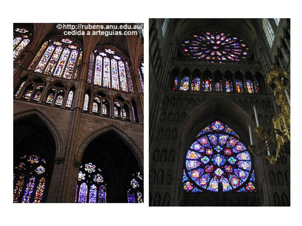 Catedral de Reims Reims es la catedral más representativa del gótico francés.