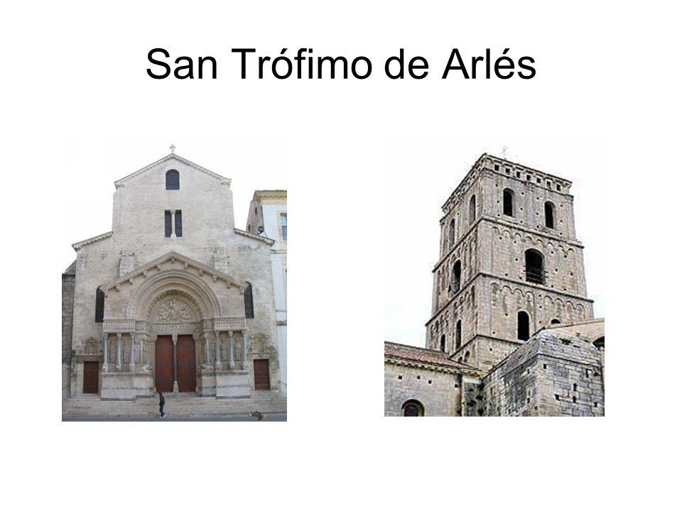 San Trófimo de Arlés