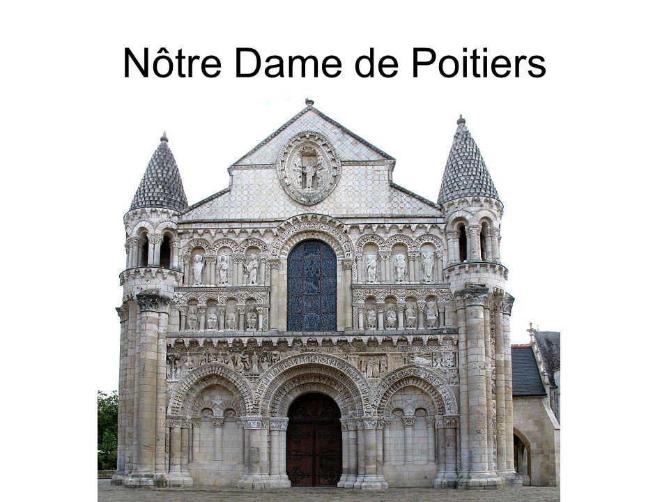 Nôtre Dame de Poitiers