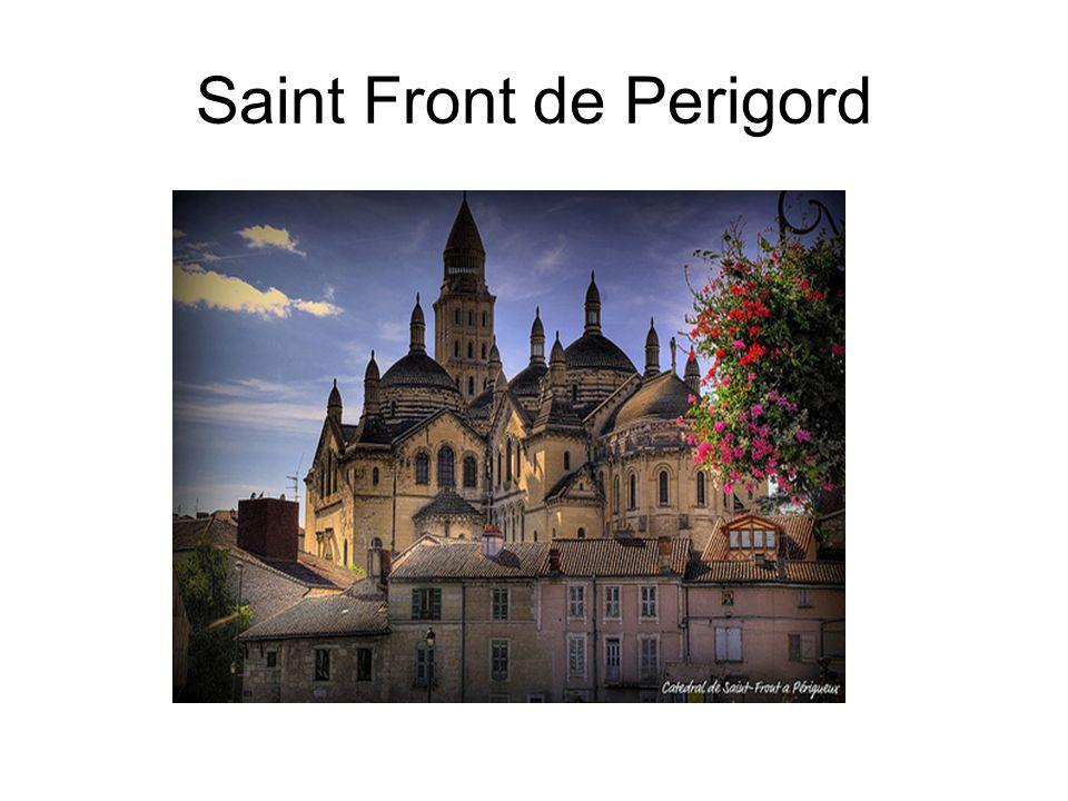 Saint Front de Perigord
