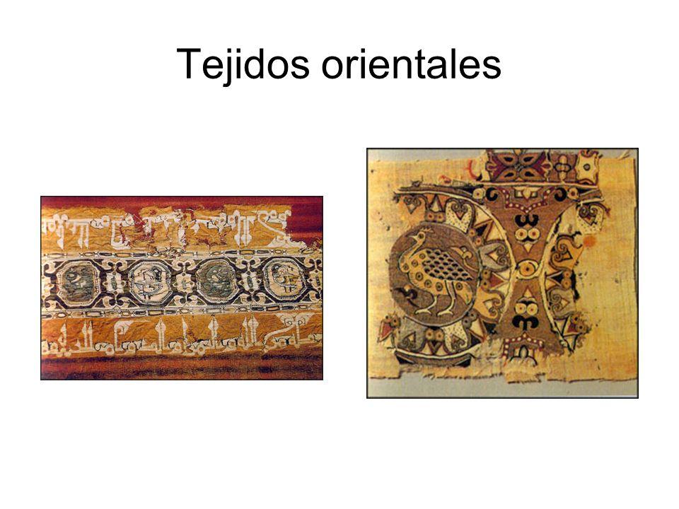 Tejidos orientales
